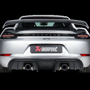 PORSCHE 718 CAYMAN GT4 / SPYDER – OPF/GPF 2020